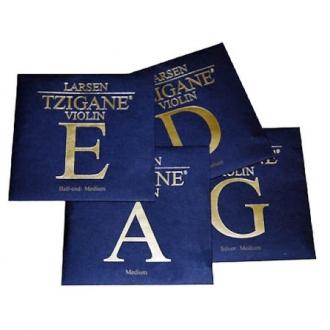 Комплект струн для скрипки Larsen Tzigane