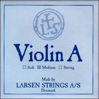 Струна Ля Larsen для скрипки, сталь