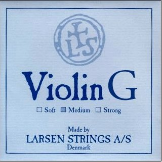 Струна Соль Larsen для скрипки