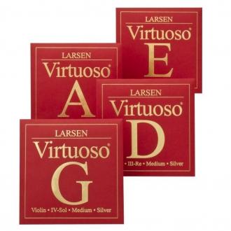 Комплект струн для скрипки Larsen Virtuoso