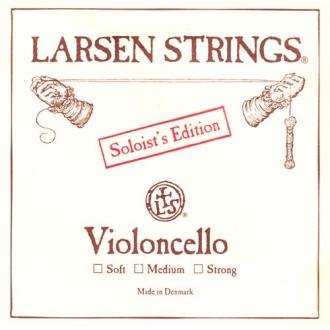 Комплект струн для виолончели Larsen SOLOIST