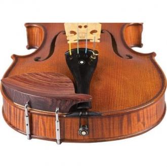 Подбородник для скрипки London, розовое дерево