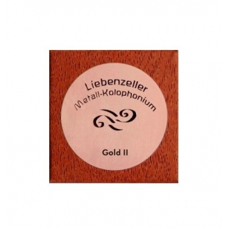 Канифоль Liebenzeller Gold II для скрипки и альта