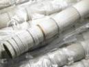 Волос 83,82см белый конский монгольский для смычков (в косе) - 0,5кг