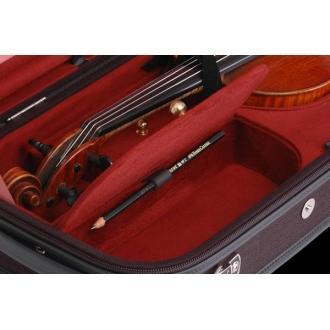 Футляр для скрипки Negri Milano, черный/красный
