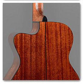 Электроакустическая гитара Sigma OOOMC-1STE