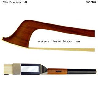 Мастеровой смычок Otto Durrschmidt для контрабаса, немецкая модель