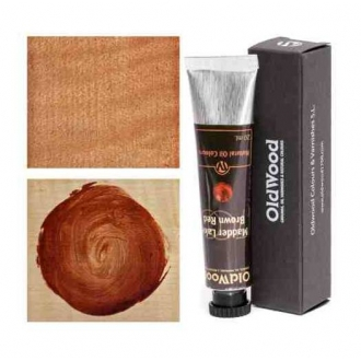 Краситель-концентрат на масляной основе Oil Natural Colours, коричнево-красный, 20ml