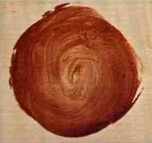 Краситель-концентрат на масляной основе Oil Natural Colours, коричнево-красный