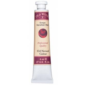 Краситель-концентрат на масляной основе Oil Natural Colours, венецианский-красный
