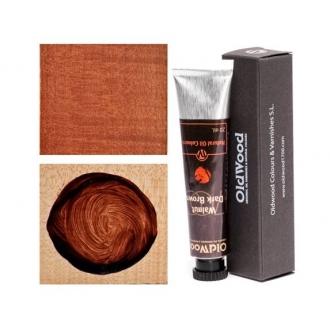 Краситель-концентрат на масляной основе Oil Natural Colours, темно-коричневый, 20ml