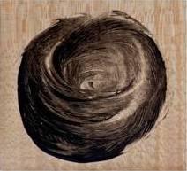 Краситель-концентрат на масляной основе Oil Natural Colours, коричнево-черный