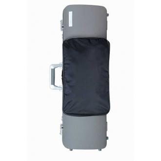 Футляр для альта BAM PANTHER Hightech Oblong с карманом, серый