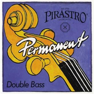 Комплект струн для контрабаса Pirastro Permanent