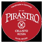 Канифоль PIRASTRO Cellisto