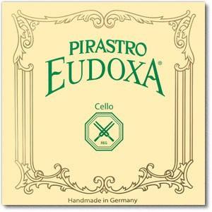 Комплект струн для виолончели PIRASTRO Eudoxa