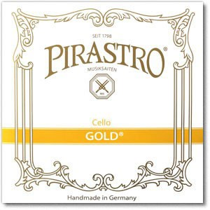 Струна До PIRASTRO Gold для виолончели