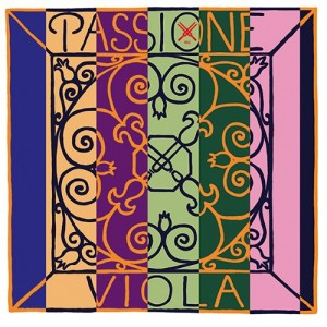 Комплект струн для альта PIRASTRO Passione