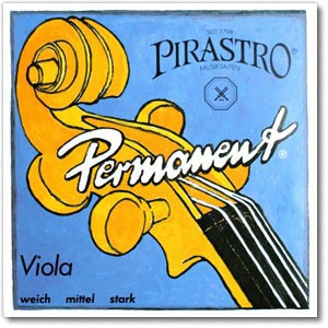 Комплект струн для альта PIRASTRO Permanent