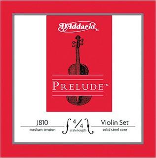 Струна для скрипки Ре D'ADDARIO Prelude