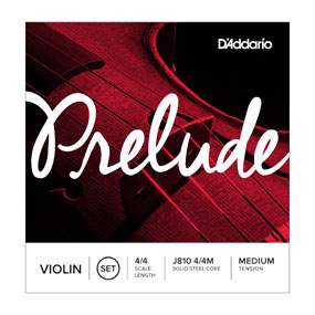 Комплект струн для скрипки 3/4 D'ADDARIO Prelude