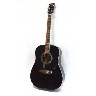 Гитара акустическая Tenson D-10 PS501316 BK