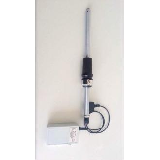 SCARLI Microphone SPU35 - шпиль с микрофоном для контрабаса