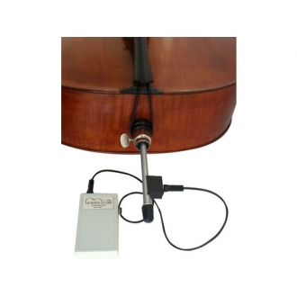 SCARLI Microphone SPU52 - шпиль с микрофоном для виолончели