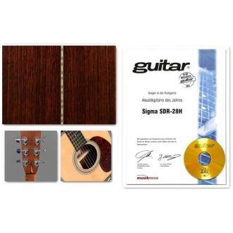 Гитара акустическая Sigma SDR-28H