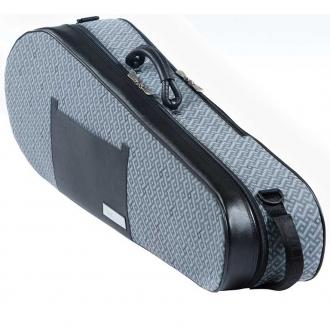 Футляр для альта BAM SIGNATURE Stylus Contoured 41,5cm, серый