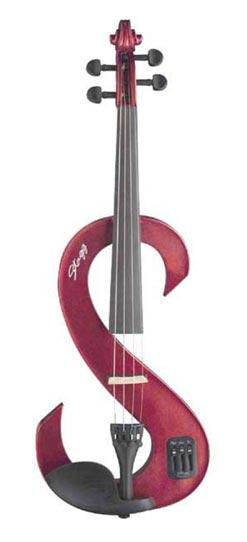 Электроскрипка Stagg EVN 4/4 TR