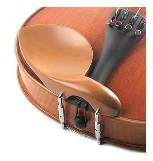Подбородник для скрипки Strad, черное дерево