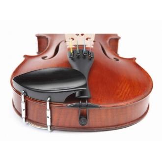 Подбородник для скрипки Tekka, розовое дерево