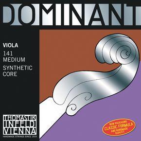 Комплект струн для альта THOMASTIK Dominant (39,5см)