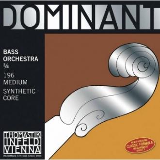 Комплект струн для контрабаса Thomastik Dominant