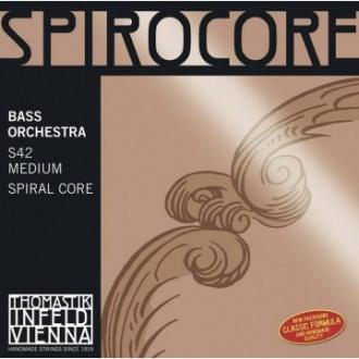 Струна Ля Thomastik Spirocore Orchester для контрабаса