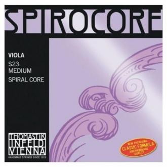 Комплект струн для альта THOMASTIK Spirocore, Strong