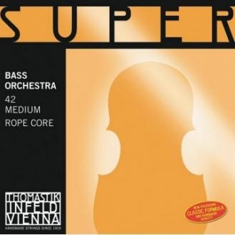 Комплект струн для контрабаса Thomastik Superflexible Orchester