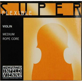 Комплект струн для скрипки THOMASTIK Superflexible
