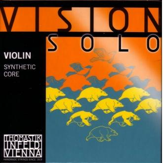 Струна для скрипки Ре THOMASTIK  Vision SOLO