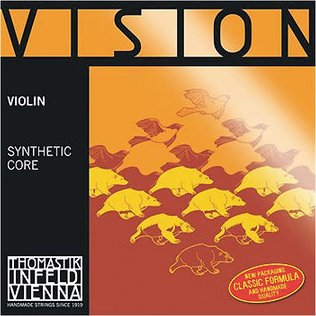 Струна Ре THOMASTIK Vision для скрипки