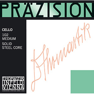 Струна для виолончели Соль THOMASTIK Prazision, хромсталь