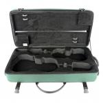 """Футляр BAM Classic для скрипки и альта 16"""" 3/8 (41,5 cm), зеленый"""