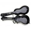 Футляр для классической гитары Bam Hightech Classical, черный карбон