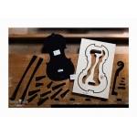 Шаблон для скрипки Stradivari Kreisler