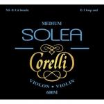 Комплект струн Corelli SOLEA для скрипки, Ми-шарик