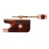 Колодка для виолончельного смычка - черепаха, серебро