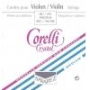 Комплект струн для скрипки CORELLI Cristal