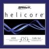 Комплект струн для виолончели D'ADDARIO Helicore