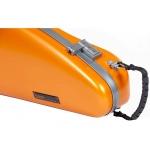 BAM La Defense Hightech Slim футляр для скрипки, оранжевый